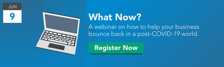 What Now? A Webinar for Business Owners