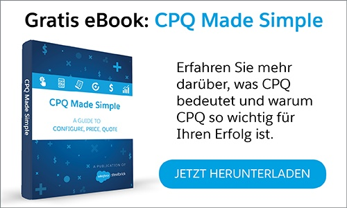 Gratis eBook: CPQ Made Simple