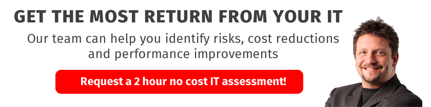 Get the most return from your it