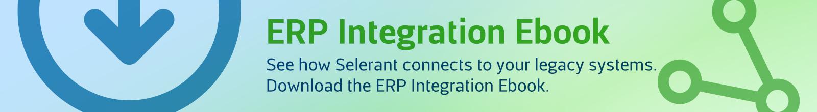 Selerant-ERP-integration