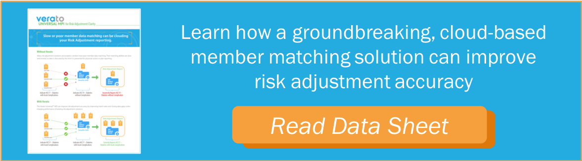 Learn how a groundbreaking, cloud-based member matching solution can improve risk adjustment accuracy