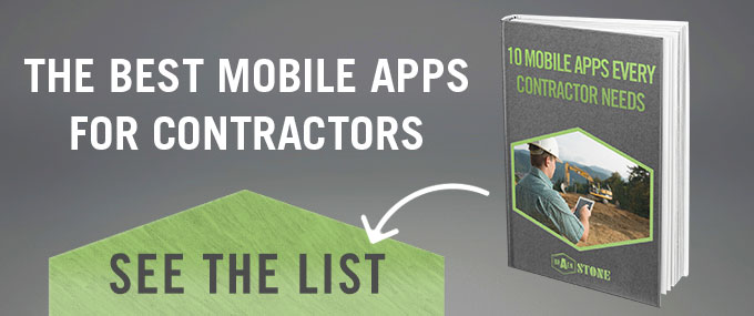 Mobile Apps for Contractors