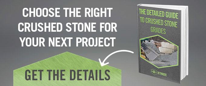 Crushed Stone Size Chart Crushed Stone Limestone Granite