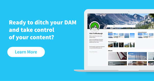 Ready to ditch your DAM and take command of your content?
