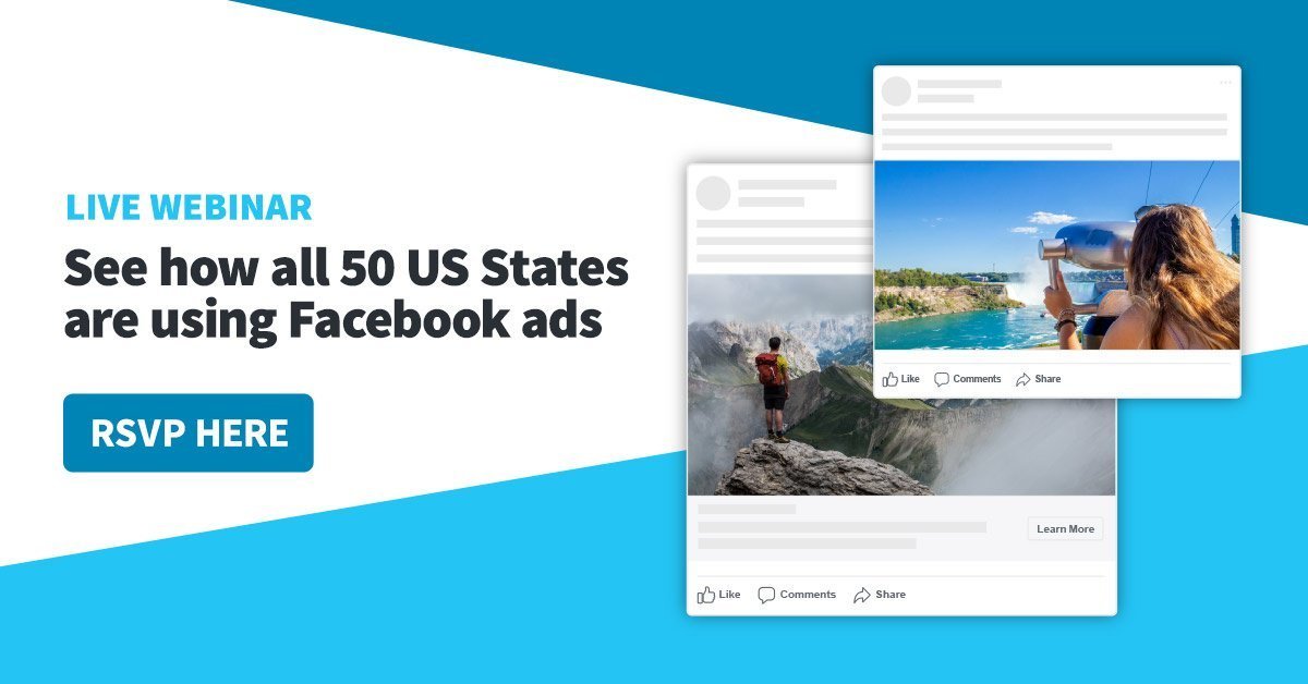 See how all 50 US states are using Facebook ads