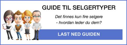 guide til selgertyper