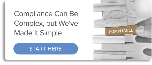 Compliance is Complex, but We've Made it Simple. Start Here.