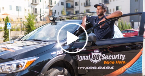 Signal 88 Security mobile security guard patrols