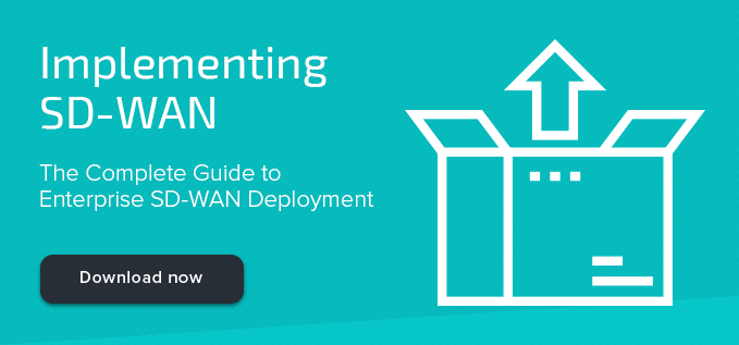 Implementing SD-WAN The Complete Guide to Enterprise SD-WAN Deployment