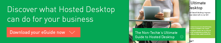 The non-techie's ultimate guide to Hosted Desktop