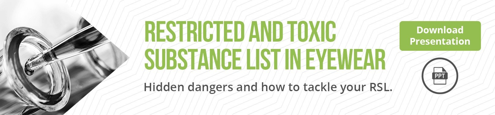 Restricted substance list