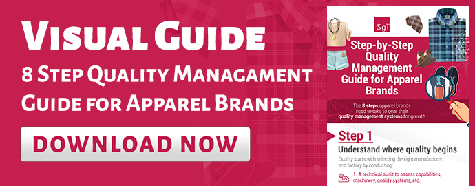 Step-by-Step Quality Management Guide for Apparel Brands