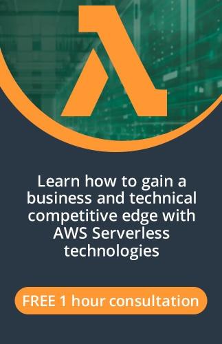 AWS Serverless technologies