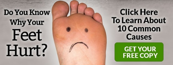 10 Common Causes of Foot Pain eBook