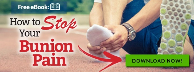 Free eBook: How to Stop Your Bunion Pain eBook