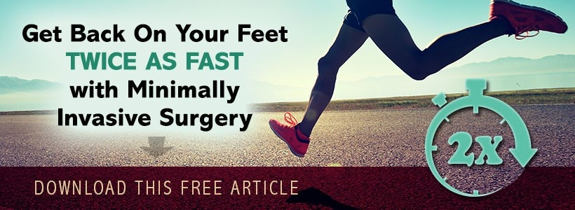 minimally invasive foot surgery - eBook