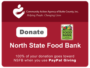 Donate to the North State Food Bank