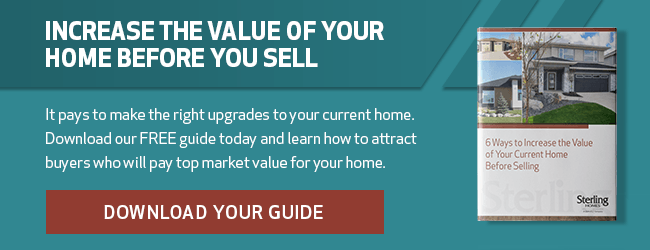 Click to download your free guide on ways to increase the value of your current home before selling.