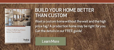 Click here to learn how you can build a new home better than custom!