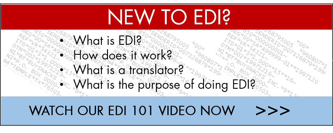 EDI 101 Video