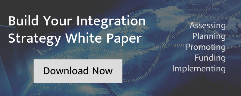 Build Your Integration Strategy White Paper