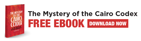 Download The Mystery of the Cairo Codex