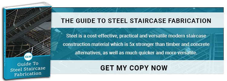 The Guide To Steel Staircase Fabrication