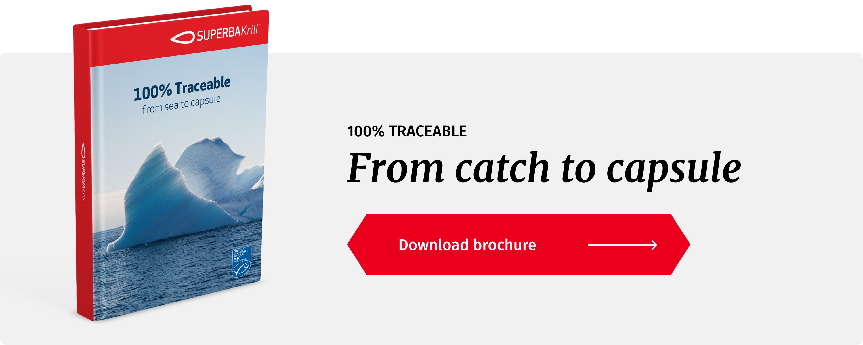 Download the Superba Krill Traceability Brochure