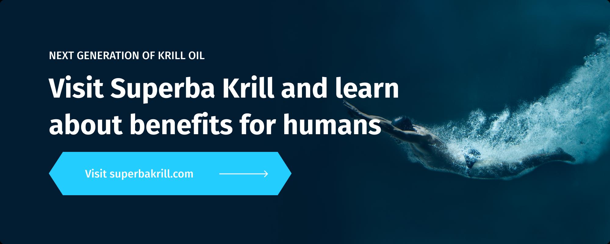 Visit Superba Krill