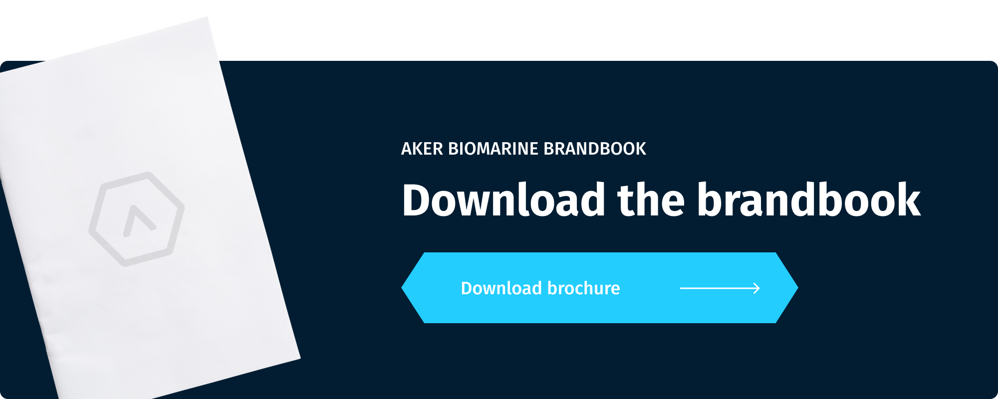 Aker Biomarine Brand Book