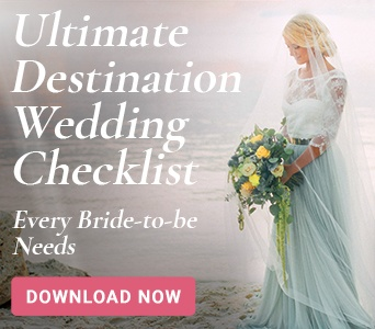 Ultimate Destination Wedding Checklist. Download Now.