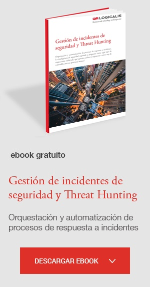guía gratuita sobre Gestión de incidentes de seguridad y Threat Hunting