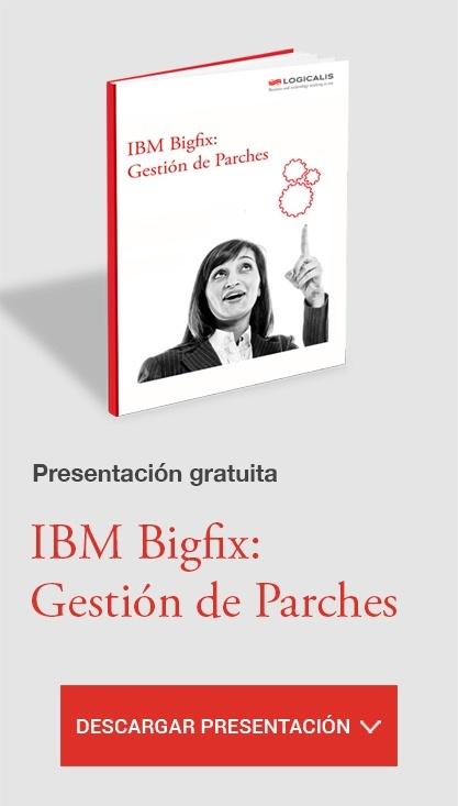presentación IBMBigFIx