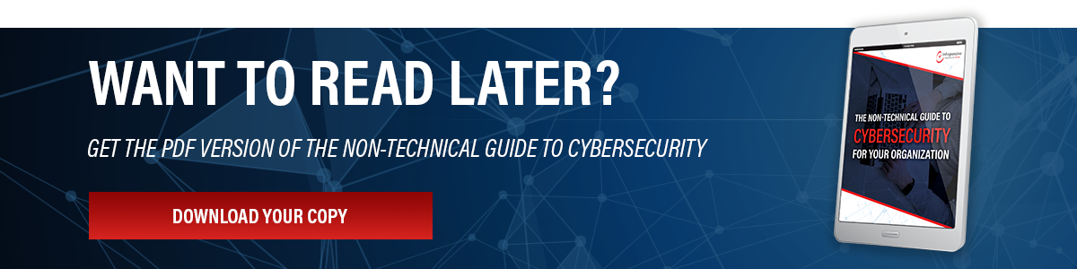 Want to read later? Get the PDF version of the Non-Technical Guide to Cybersecurity