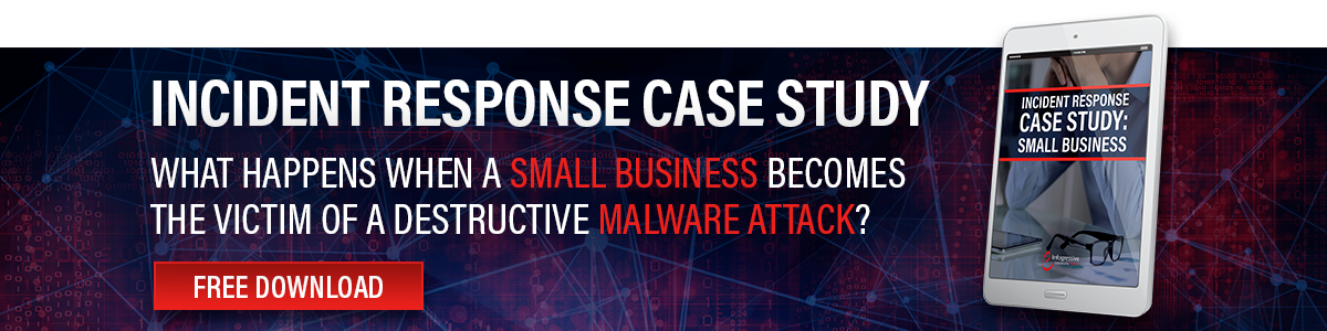 Case Study - Malware Incident Response