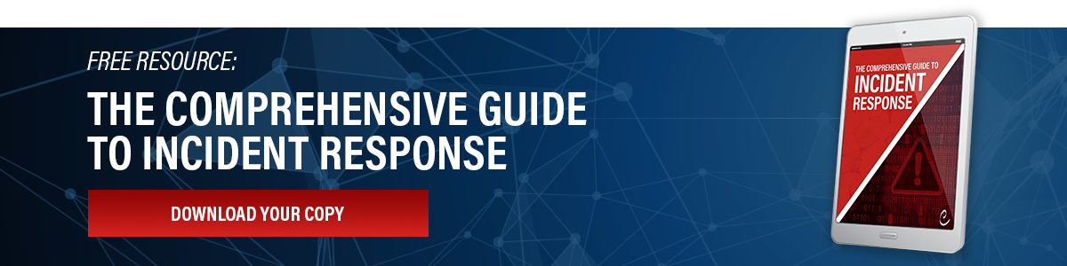 Free Resource: Get your copy of the Comprehensive Guide to Incident Response PDF