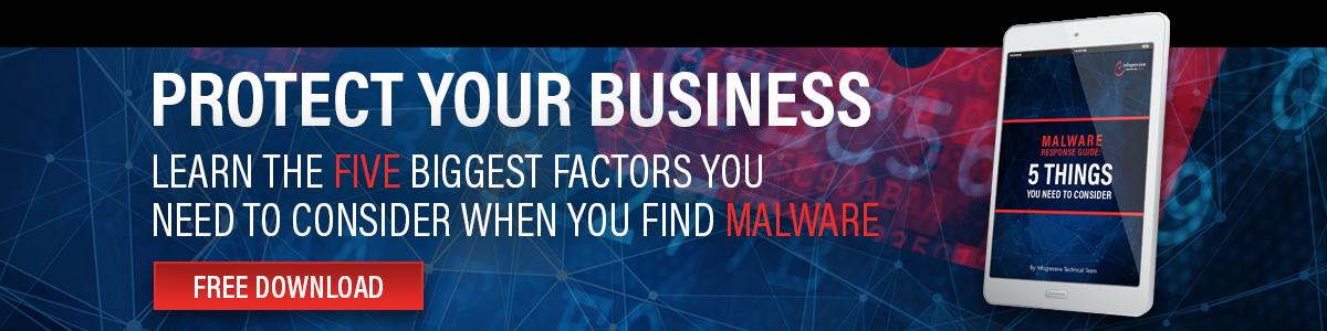 eBook: Malware Response Guide