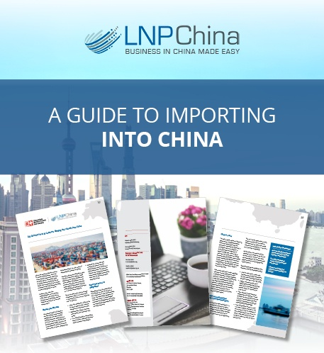 importing into china