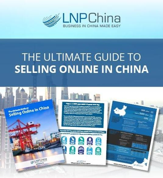 selling online in china
