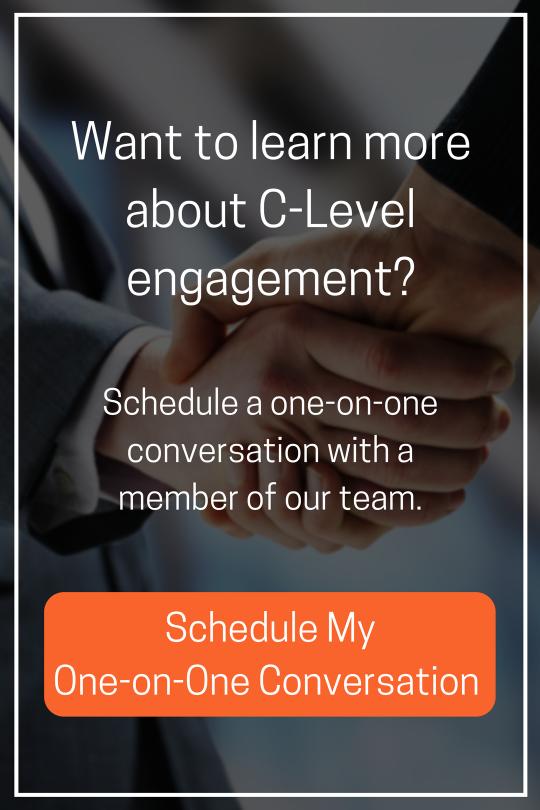 Schedule My One-on-One Conversation