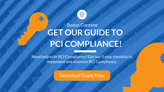 Read Our PCI Compliance Guide!
