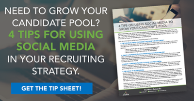 Grow Your Candidate Pool With Social Media