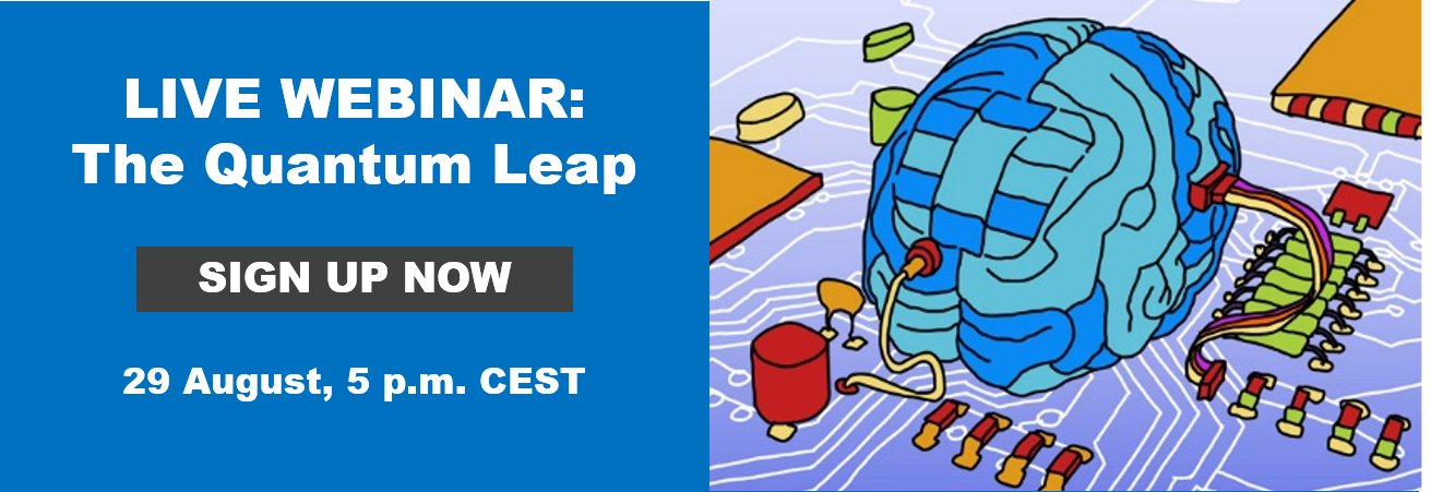 The Quantum Leap Webinar - 29 August