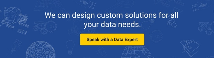 taus custom data solutions
