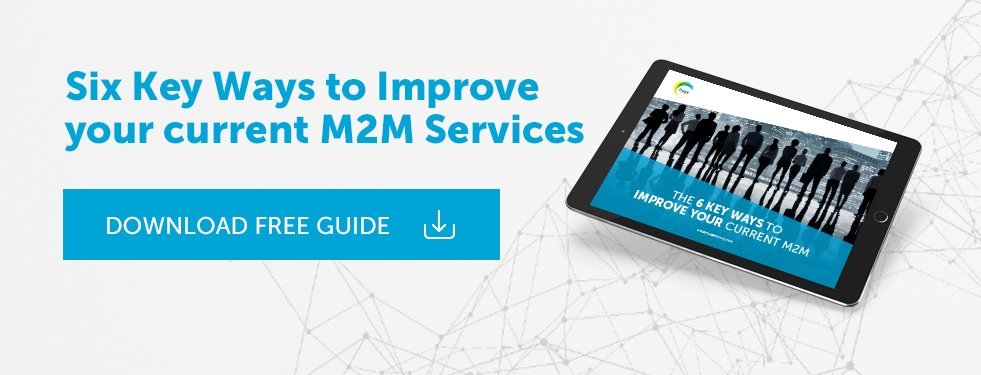 Six Key Ways to Improve your current M2M Services