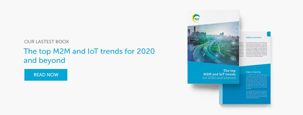 The top M2M and IoT trends for 2020 and beyond