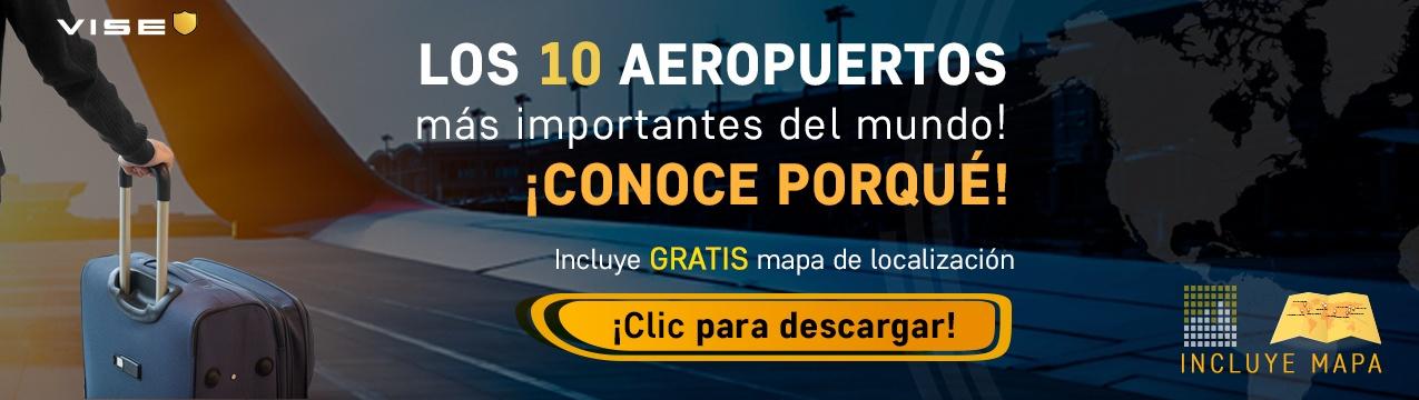 10 aeropuertos más importantes