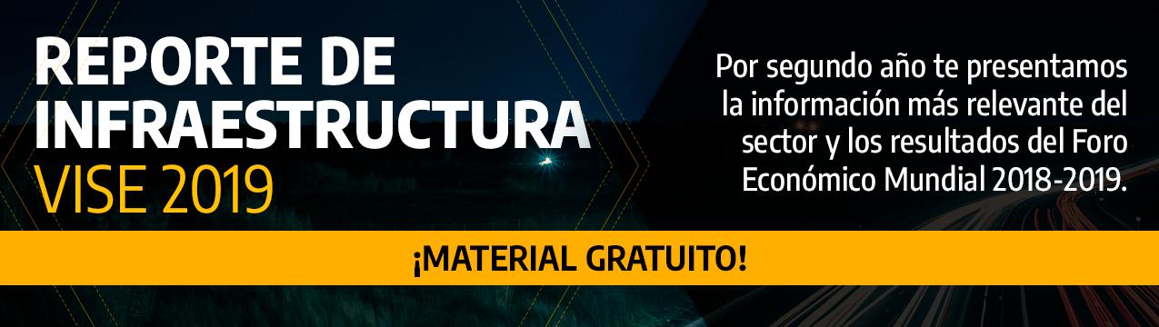 Reporte de Infraestructura 2019