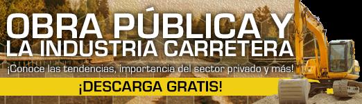 Obra Pública y la industria carretera