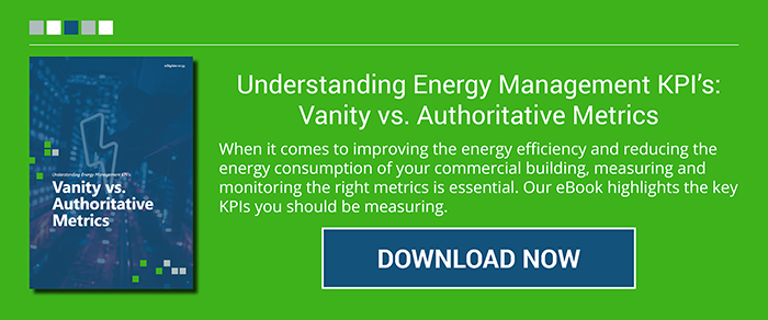 Understanding energy management KPIs: Vanity vs Authoritative Metrics